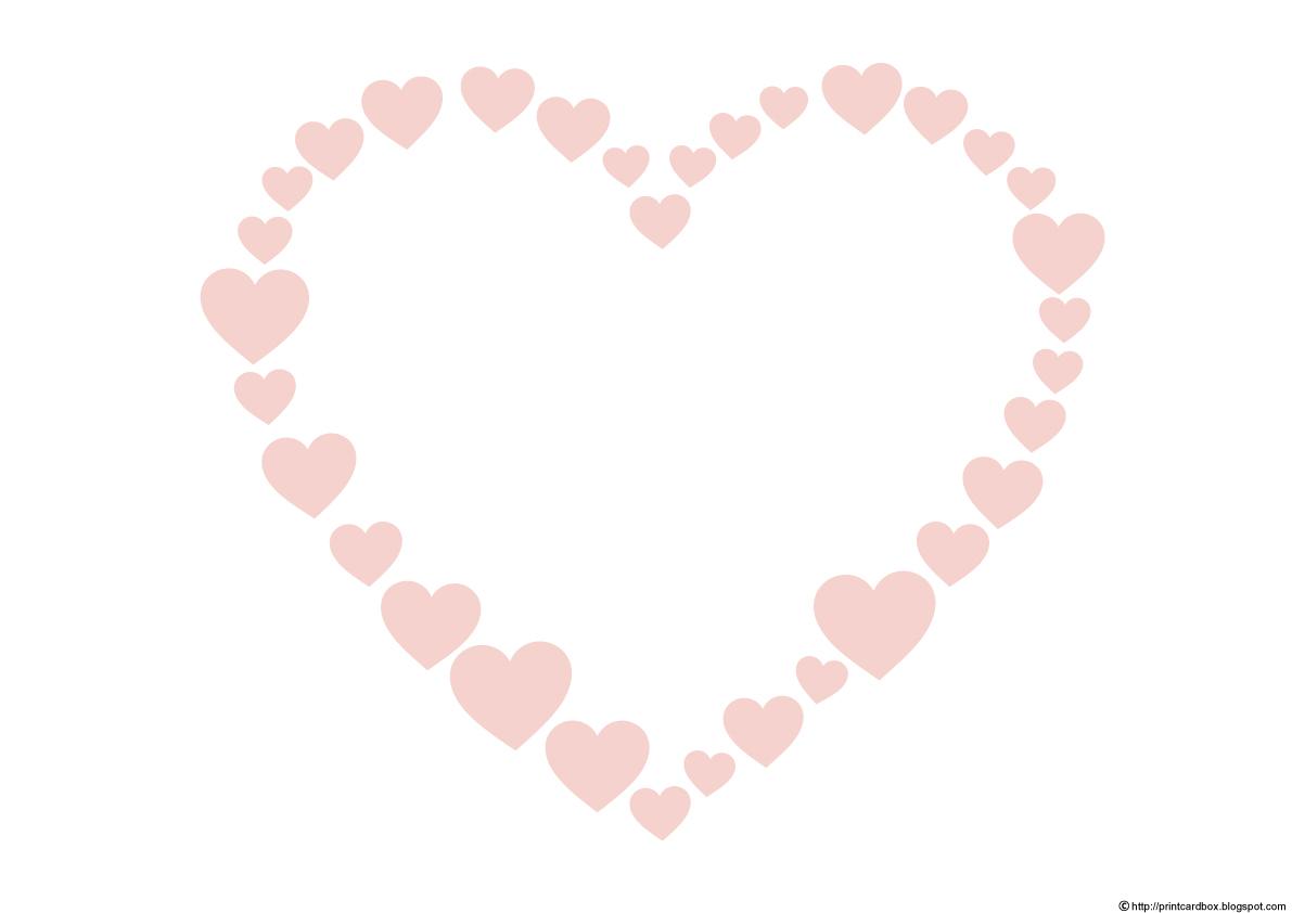 すべての折り紙 折り紙 お見舞い : 無料カード85】ピンクハート ...