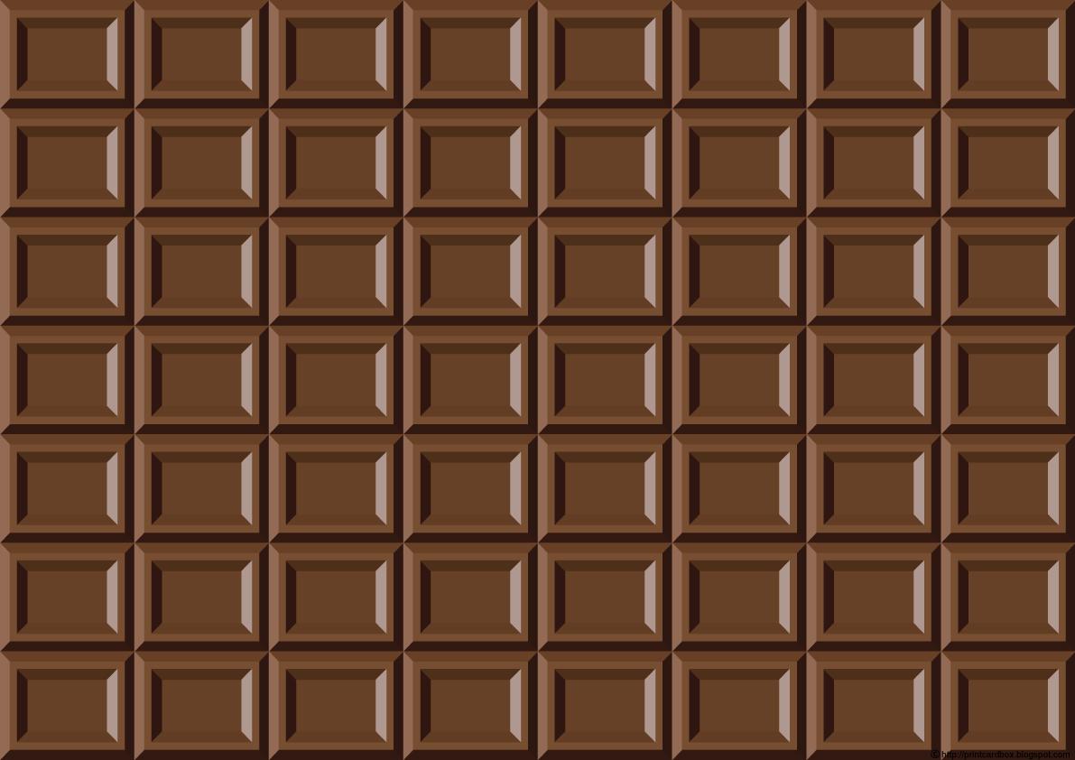 カードboxデザイン102チョコレートカード